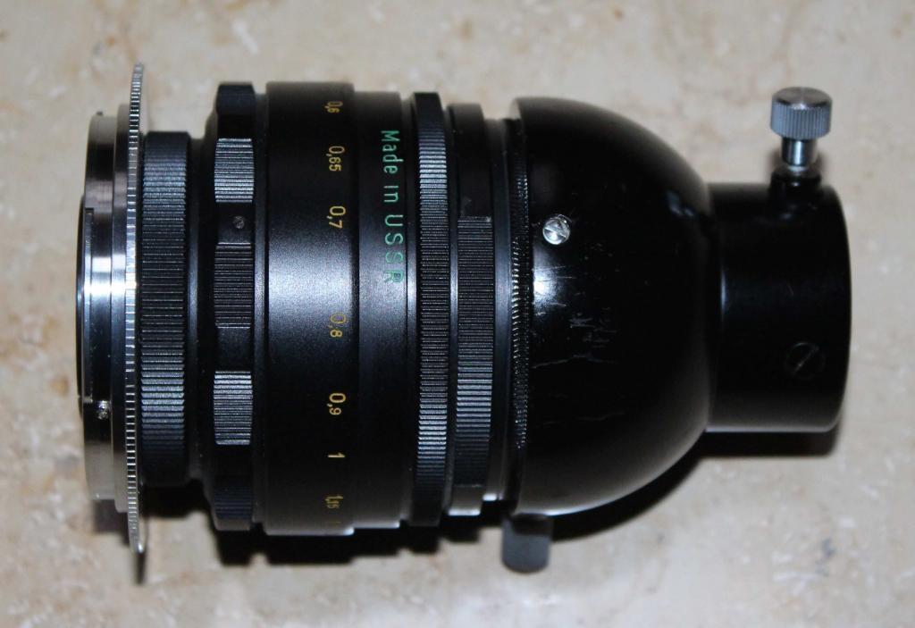 Adaption kamera müller biolab trinotubus cz mikroskop