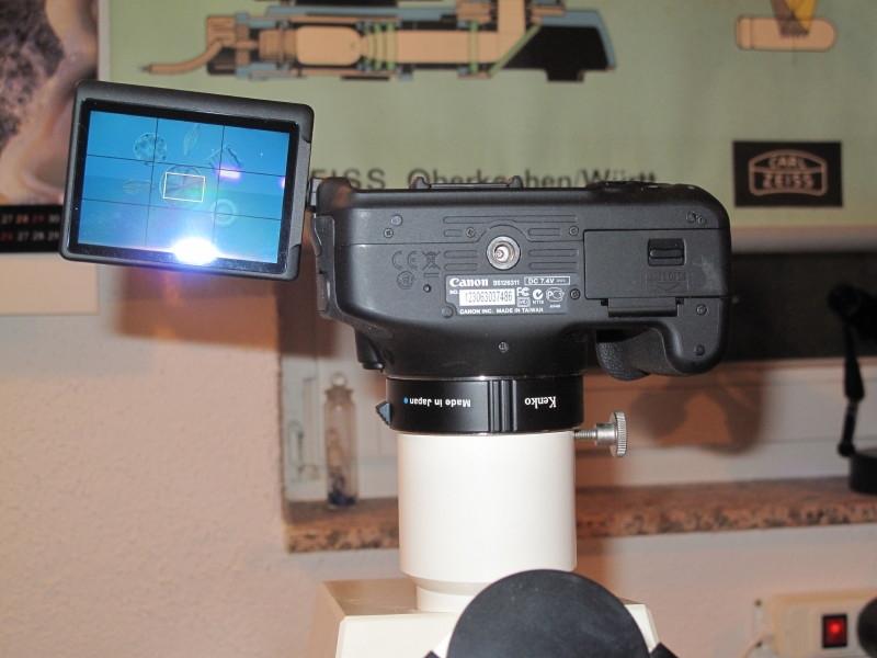 Kameraadaption standardisieren